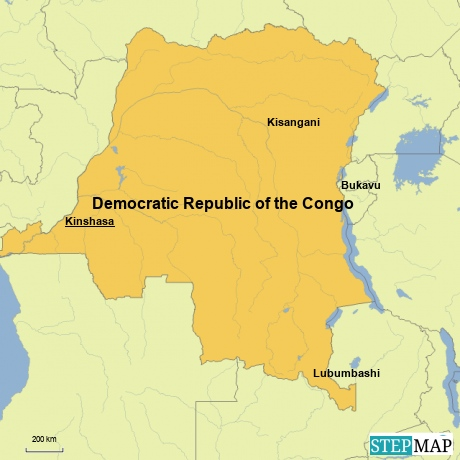 Elections DRC
