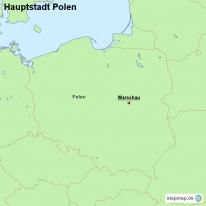 stepmap landkarten und karten zu polen. Black Bedroom Furniture Sets. Home Design Ideas
