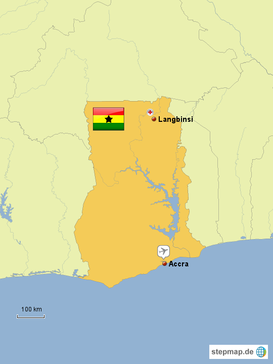 Ich lande am 18.12 in Accra und werde dort 5 Orientierungstage bei der Organisation SYTO verbringen. Danach geht es zum Projekt in den Norden!