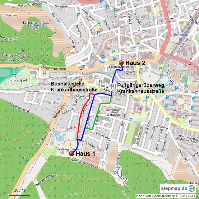 Schulweg H1-H2