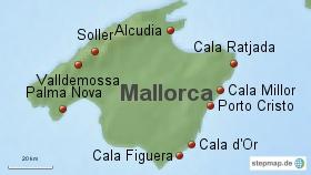 Mallorca Urlaubsziele
