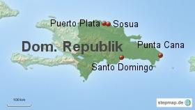 Dom. Republik Urlaubsziele