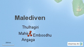 Malediven Urlaubsziele