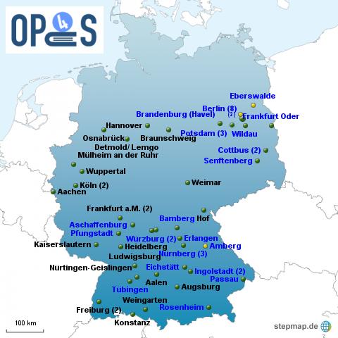 OPUS 4 - Referenzen