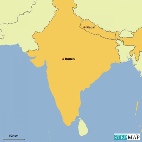 Indien-Nepal